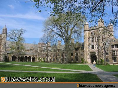 تصویر آشنایی با حجاب در دانشگاه میشیگان آمریکا