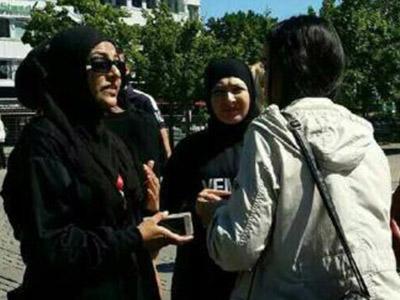 تصویر اقدام جالب شیعیان سوئد برای معرفی امام حسین علیه السلام