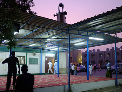 تصویر اعتراض مسلمانان هند نسبت به ممنوعیت پخش اذان