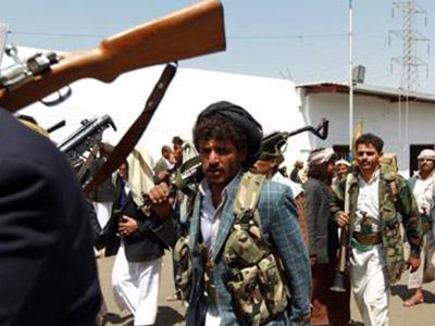 تصویر موفقیت شیعیان یمن در نبرد با گروه های تکفیری