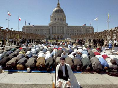 تصویر اسلام، دومین دین بزرگ در ۲۰ ایالت آمریکا