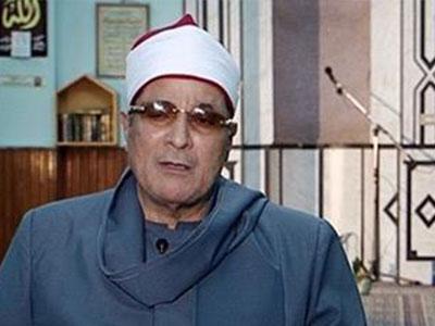 تصویر قطع همکاری اتحادیه رادیو و تلویزیونی، با قاری مصری به جرم گفتن اذان شیعی