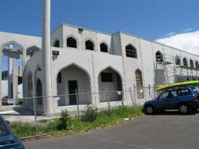 تصویر ساخت بزرگترین مسجد شیعیان قاره اقیانوسیه در نیوزیلند