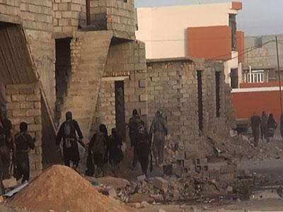 تصویر نقش داعش در بمبگذاری های اخیر عراق