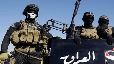 تصویر تشکیل تیم ویژه عراقی برای پاکسازی موصل از تروریستهای داعش