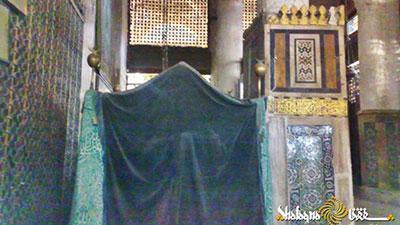 Photo of واکنش دفتر آیت الله العظمی سیستانی به احتمال نبش قبر پیامبر صلی الله علیه و آله