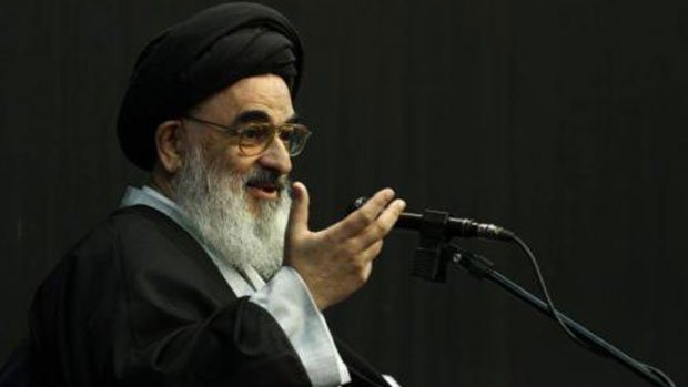 تصویر سفارشات مرجع عالیقدر به شیعیان عراق