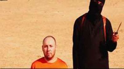تصویر دعوت خانواده خبرنگار اعدام شده امریکایی از داعش به مناظره