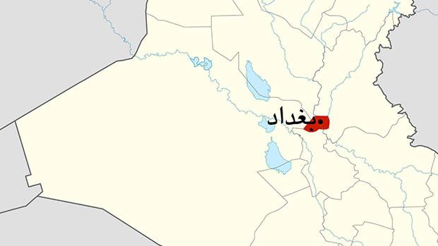 تصویر سلسله انفجار های تروریستی در بغداد
