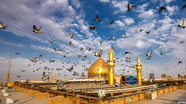 تصویر اعلام آمادگی آستان علوی برای استقبال از زائران در روز عید غدیر