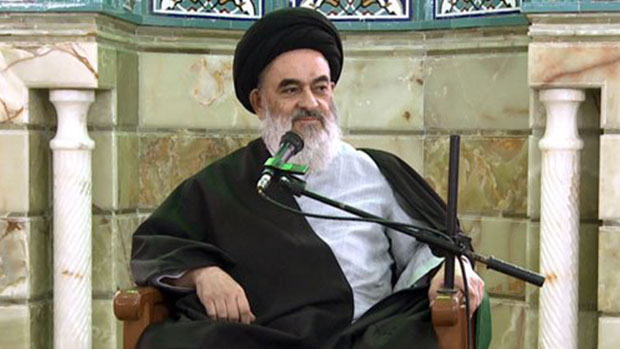 تصویر بیانات مهم حضرت آیت الله العظمی شیرازی بمناسبت عید الله الاکبر غدیر