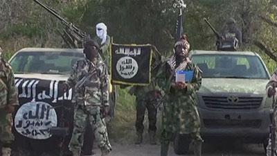 تصویر ربودن 30 کودک توسط بوکوحرام در نیجريه