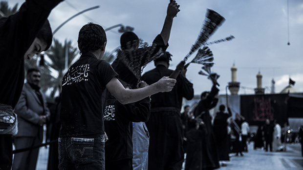تصویر کربلای معلامیزبان عزاداران میلیونی حسینی