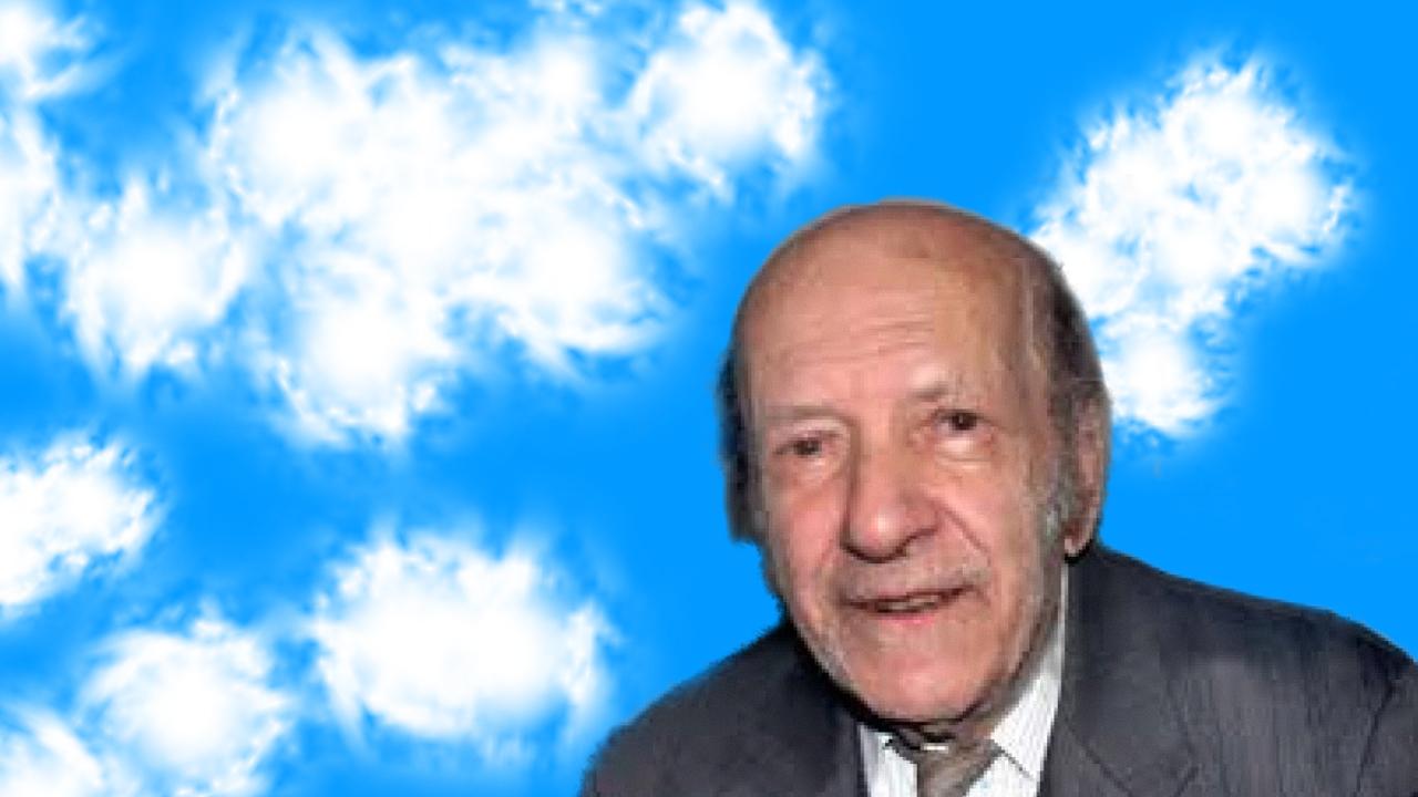 تصویر جورج جرداق، نویسنده مسیحی درگذشت