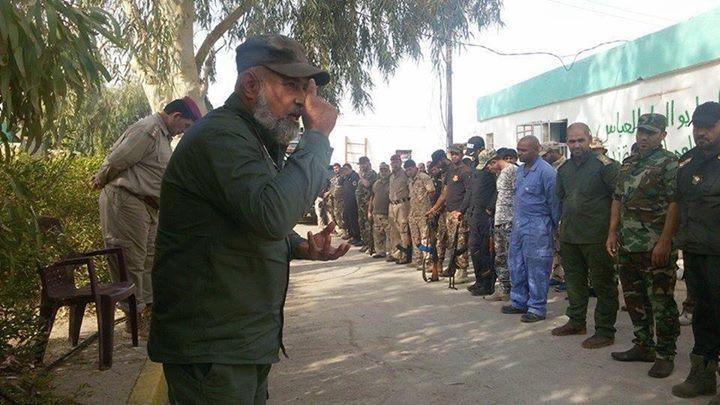 تصویر پیشدستی مدافعان عتبات عالیات و خنثی سازی حمله داعش به بغداد