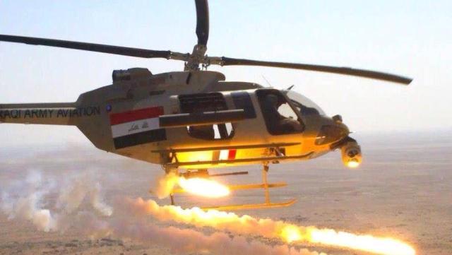 تصویر هلاکت چند تن از عناصر تروریستی داعش در نزدیکی بیجی