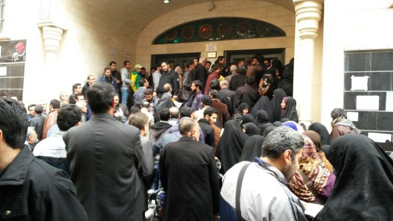 تصویر آمادگی میلیونها ایرانی برای زیارت اربعین
