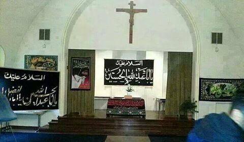 تصویر کلیسای ارمنی ها تهران – نارمک
