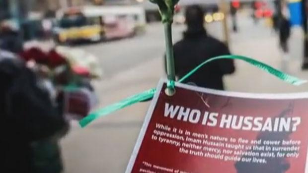 تصویر طرح معرفی امام حسین علیه السلام در کانادا