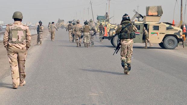 Photo of ادامه پیشروی های ارتش عراق در محور های مختلف