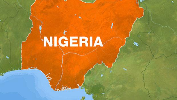 تصویر حمله بوکو حرام به یک دهکده در شمال شرق نیجریه