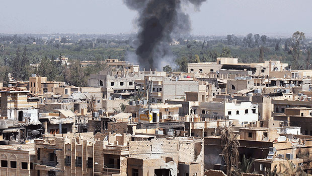 تصویر قطع اینترنت در استان نینوی توسط داعش