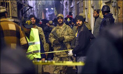 تصویر طالبان عامل حمله تروریستی به جشن میلاد پیامبر اکرم صلی الله علیه وآله