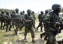 تصویر باز پس گیری شهر اشغال شده ونوگو نیجریه از تکفیری های بوکوحرام