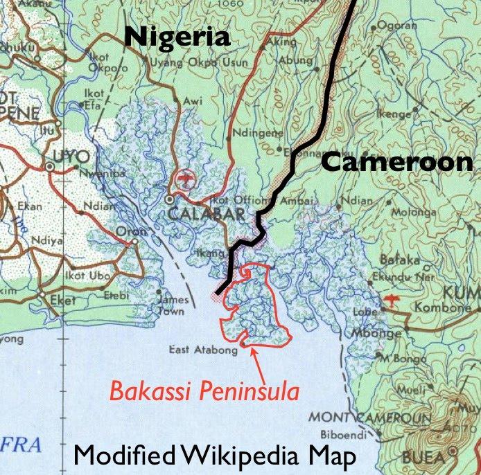 تصویر بالاگرفتن درگیری ها در شمال کامرون