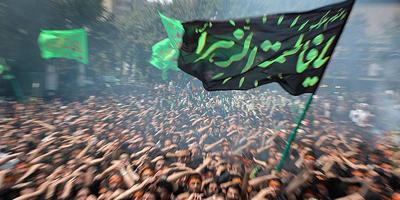 تصویر شهادت حضرت فاطمه زهرا سلام الله علیها