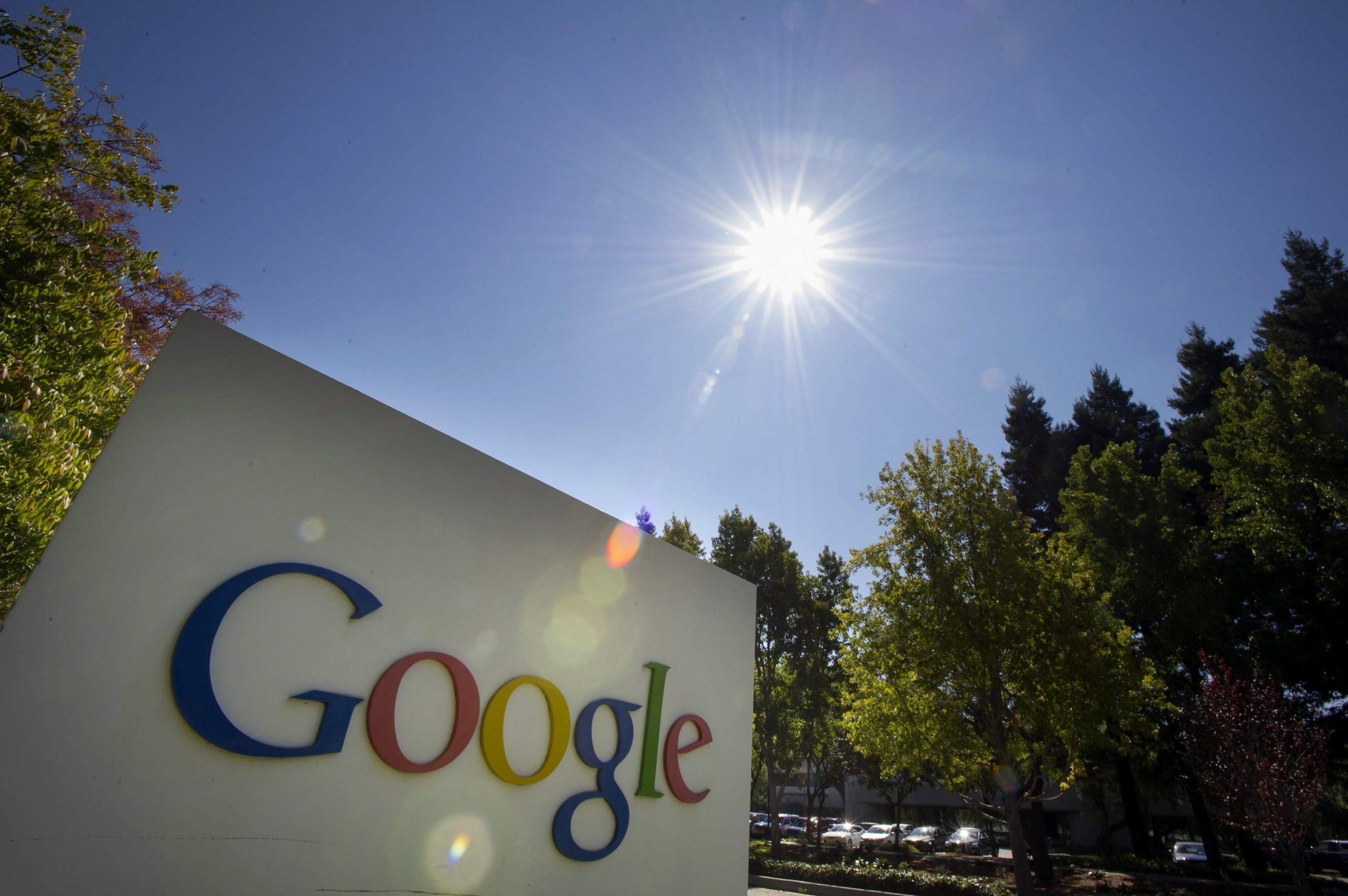 تصویر ممانعت گوگل از نشر تبلیغات تروریستی در آن
