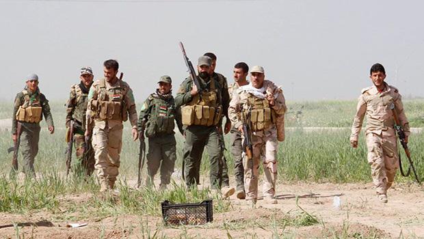 تصویر روستای شیعه نشین بشیر در کشور عراق در آستانه آزادی
