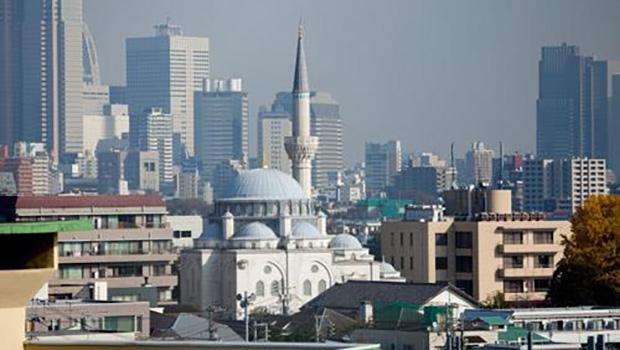 تصویر معرفي اسلام به غير مسلمانان در ژاپن