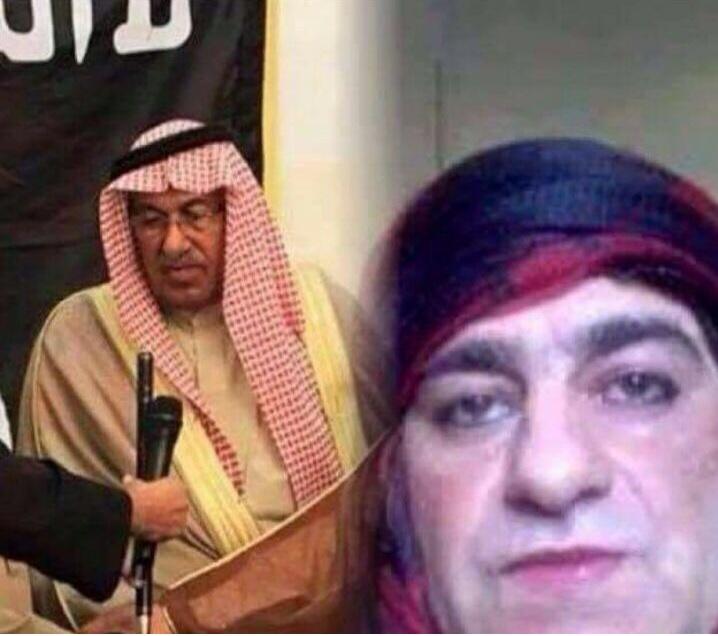 تصویر دستگیری عاملان جنایت اسپایکر در تکریت