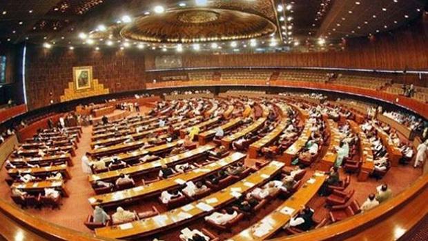 تصویر مخالفت پارلمان پاكستان با مشارکت اين كشور در حمله به يمن