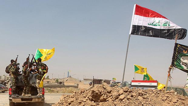 تصویر ابتکار جوان عراقی برای مبارزه با داعش