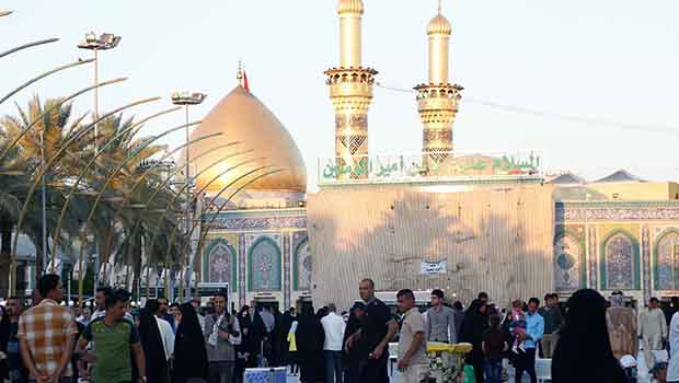 تصویر پروژه ساخت سرداب حسینی ، در حرم حضرت ابالفضل علیه السلام