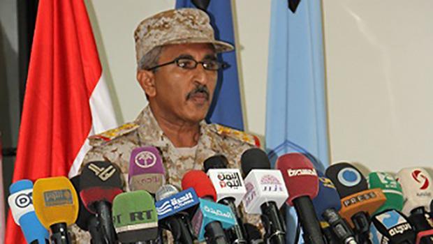 تصویر ادامه حملات عربستان عليه يمن و پاسخ حوثى ها به اين حملات