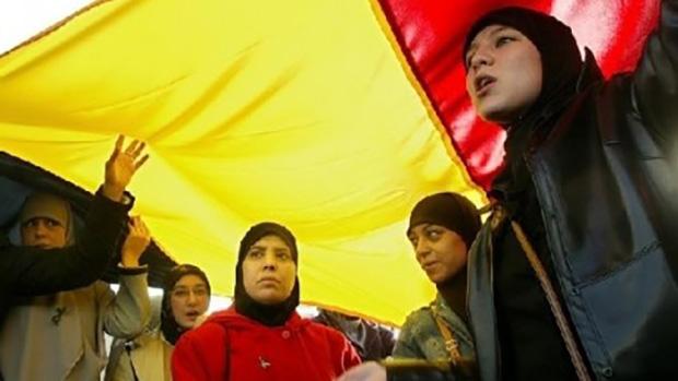 تصویر افزایش برخوردهای ستیزه جویانه علیه مسلمانان، در بلژیک