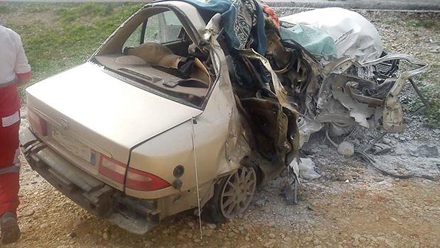 تصویر آخرین آمار کشته هاى تصادف های تعطیلات سال جدید در ايران