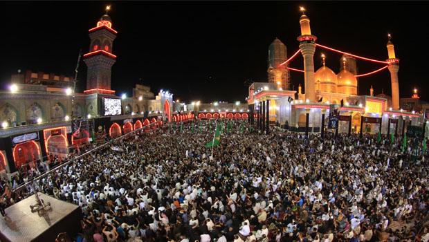 تصویر شرکت نزدیک به ۱۲ میلیون زائر در مراسم سالروز شهادت امام کاظم علیه السلام