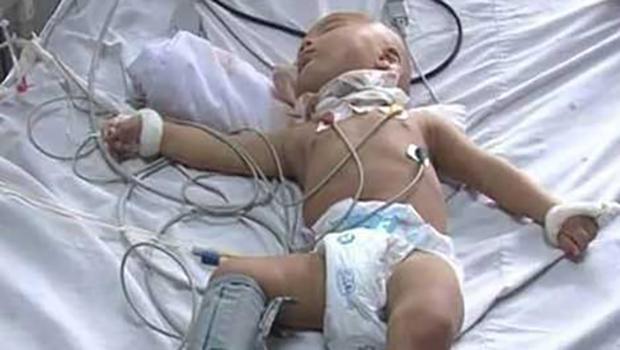 تصویر سلاخی یک مادر و نوزاد ، به دست تروریست ها در کابل