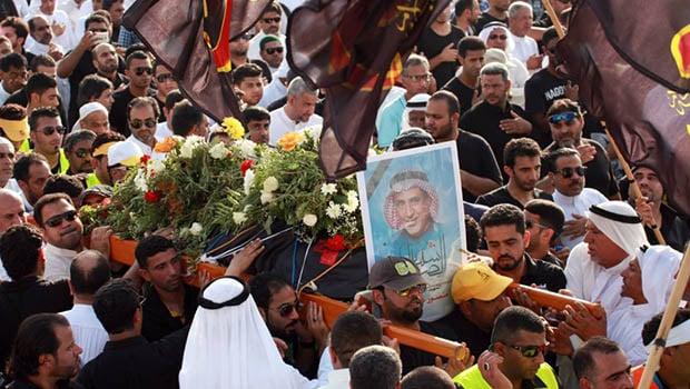 تصویر موافقت سعودی ها با دفن شهدای دمام ، در قبرستان این شهر