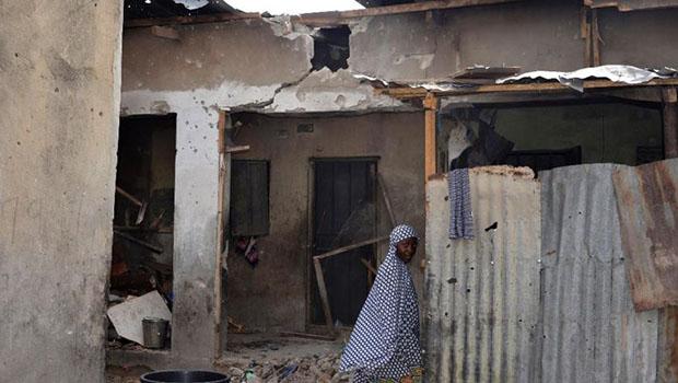 تصویر انفجار انتحاری و ۶ شهید و مجروح ، در نیجریه