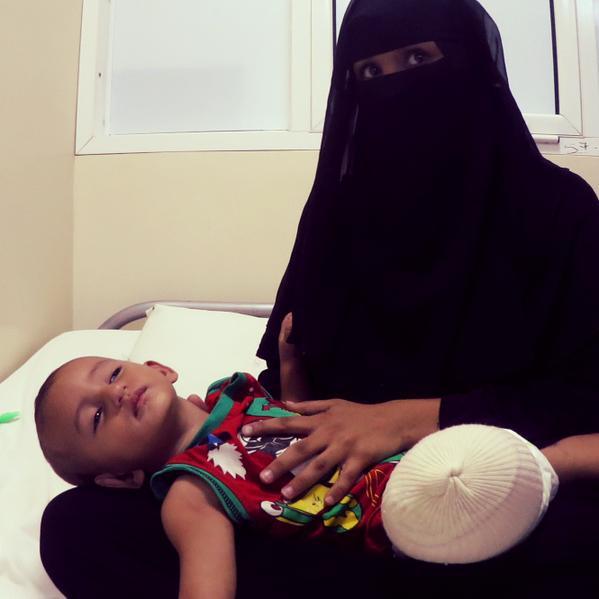 تصویر داروهای آلوده و مرگبار اهدایی شاه عربستان ، به یمنی ها