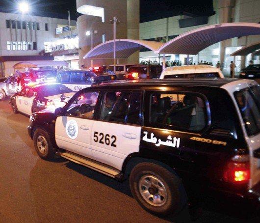 تصویر دستگیری یک تروریست انتحاری دیگر ، در کویت