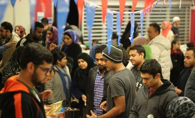 تصویر ایجاد بازاری شبانه، برای مسلمانان در نیوزیلند