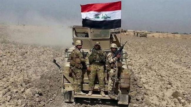 تصویر آغاز عملیات آزادسازی استان الانبار عراق