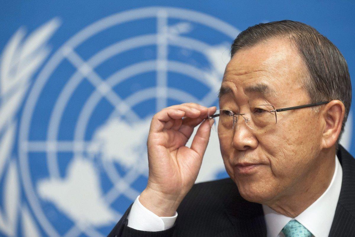 تصویر ناامیدی دبیر کل سازمان ملل از برقراری آتش بس در یمن