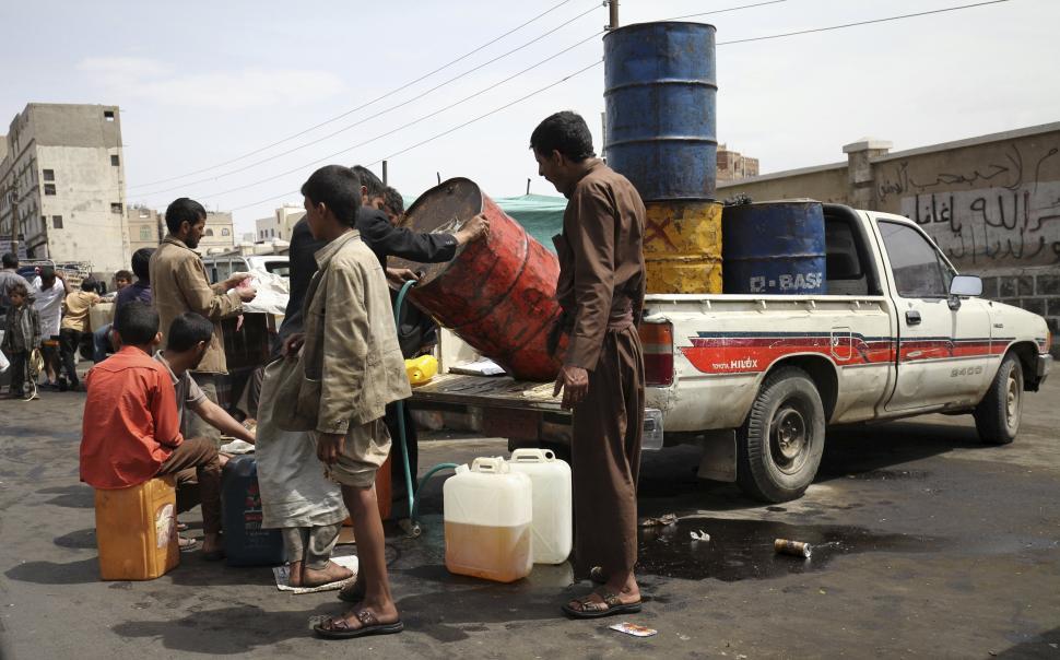 تصویر وخامت اوضاع انسانی در یمن، با ادامه حملات سعودی